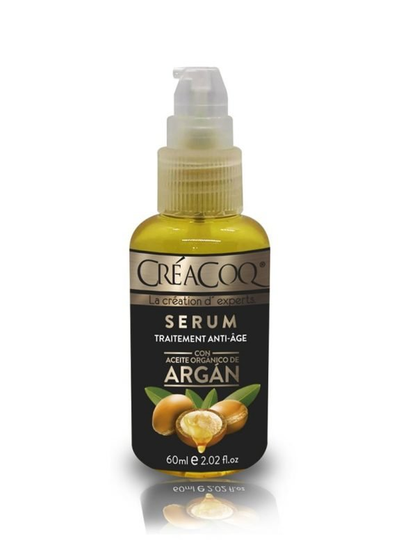 Serum rectangular argan creacoq